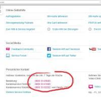 Numar de telefon pentru serviciul Deranjamente Telekom (ex Romtelecom)