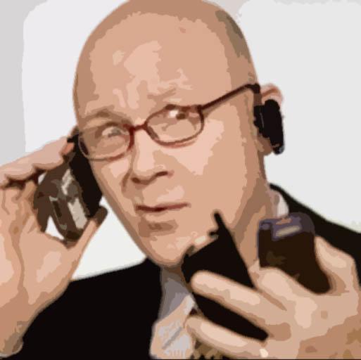 Stres la telefon