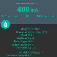 Ampere - o aplicație utilă
