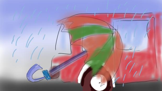 Zile cu ploi