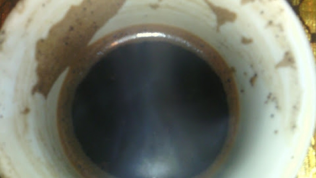 O ultimă cafea amară în acest an