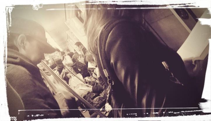 cititul in metrou