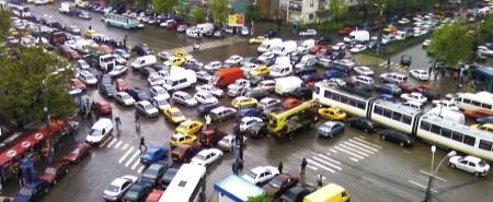 ambuteiaj-trafic-rutier-Bucuresti