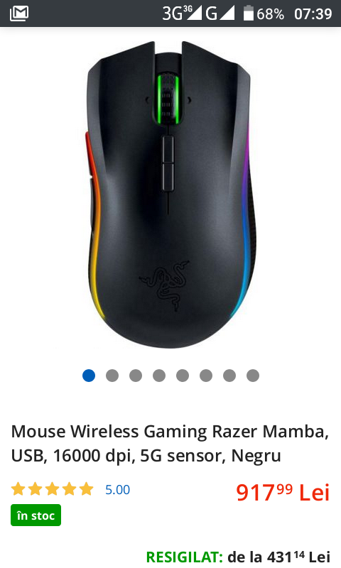 cel mai bun mouse