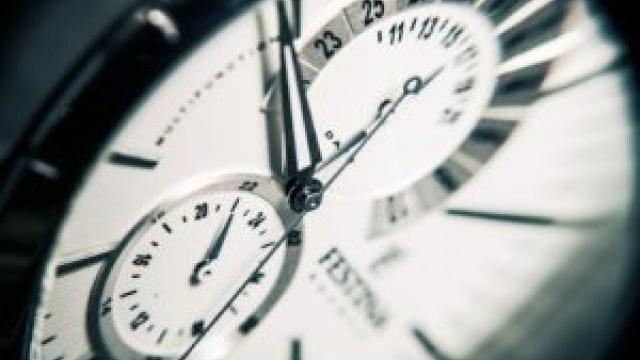 Oare de ce nu-mi ajunge timpul?