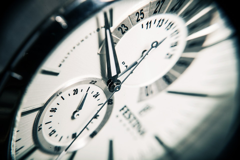 Timpul trece repede