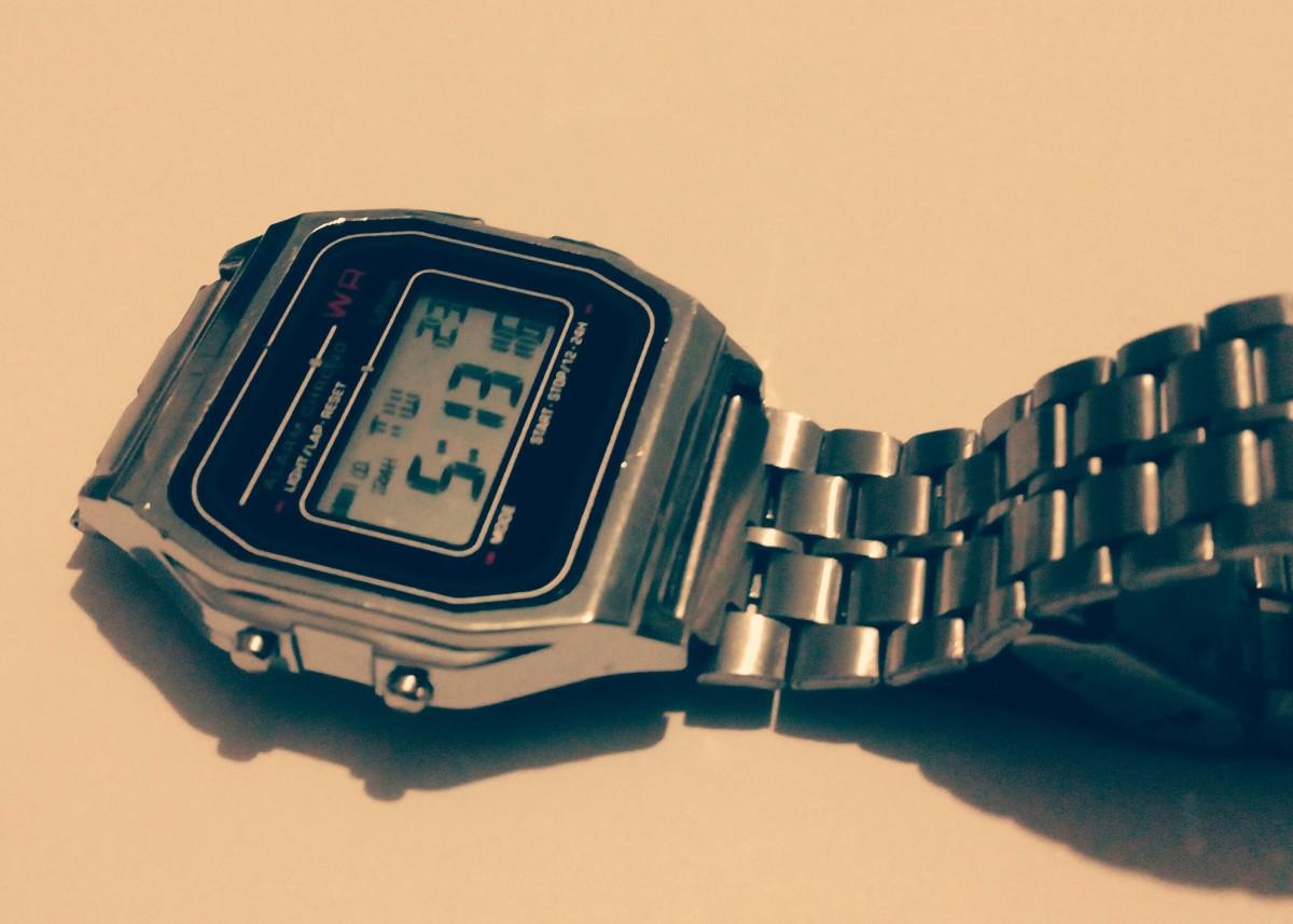 Ceasuri din copilărie ...