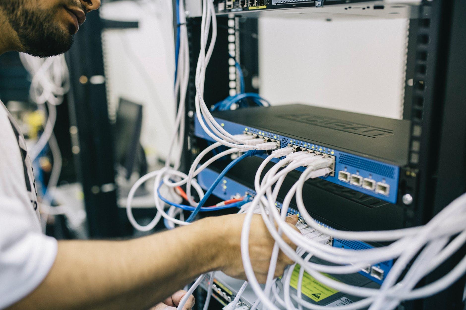 servere web