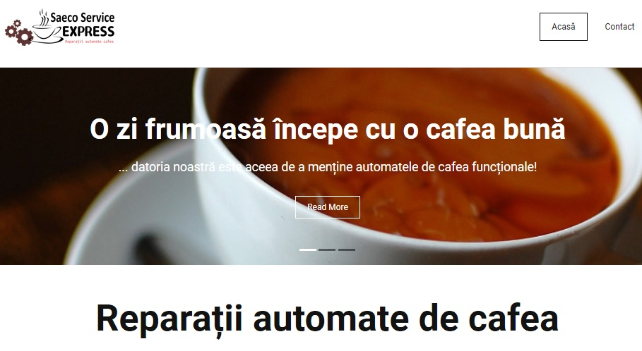 Service Expresoare de Cafea